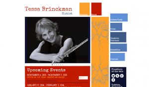 tessa brinckman's website